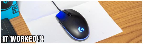 Logitech G203 Prodigy Gaming Mouse Review - AudioCraZ com