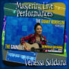 Mastering Live Performances ~ Venessa Saldana - Bear Nothing