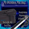 My Wireless Mic Bag! ~ Rockville 4U Rack Bag