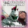 CPU Exploits & DOOMicorn ~ Nerd Cave Show 20200310