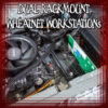 Dual Rackmount Wheatnet Workstations