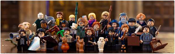 Harry Potter and Fantastic Beasts LEGO Minifigures Series