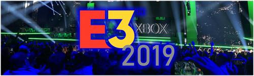 E3 2019 Header Image