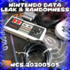 Nintendo Data Leak & Randomness ~ NCS 20200505
