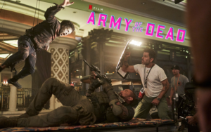 Army of the Dead Production
